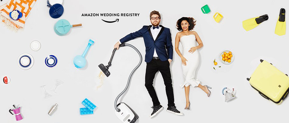 How do You Sign Up for Amazon Wedding Registry?